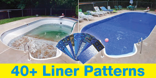 Vinyl Swimming Pool Liner Replacement Main Page