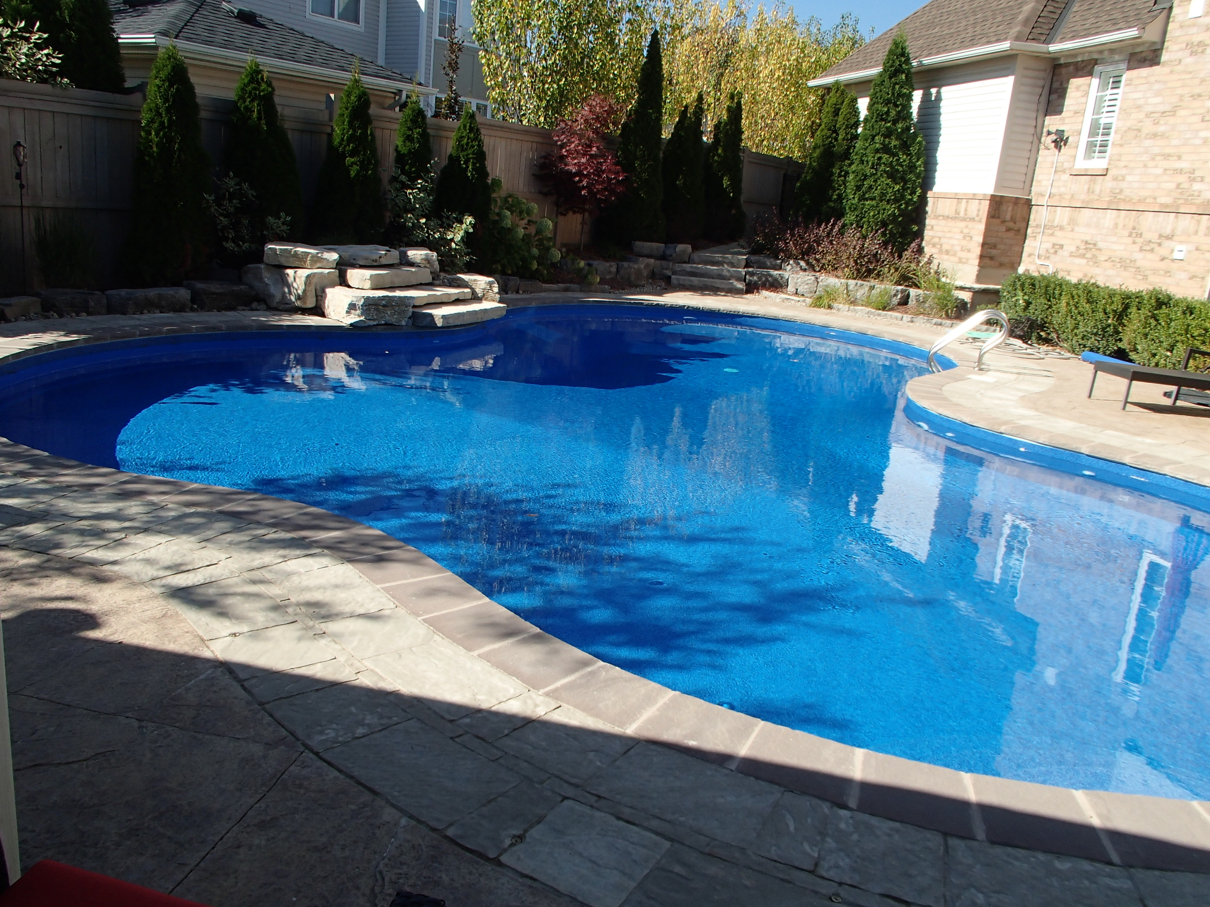Swimming pool renovation award mirage pool services for Pool renovations