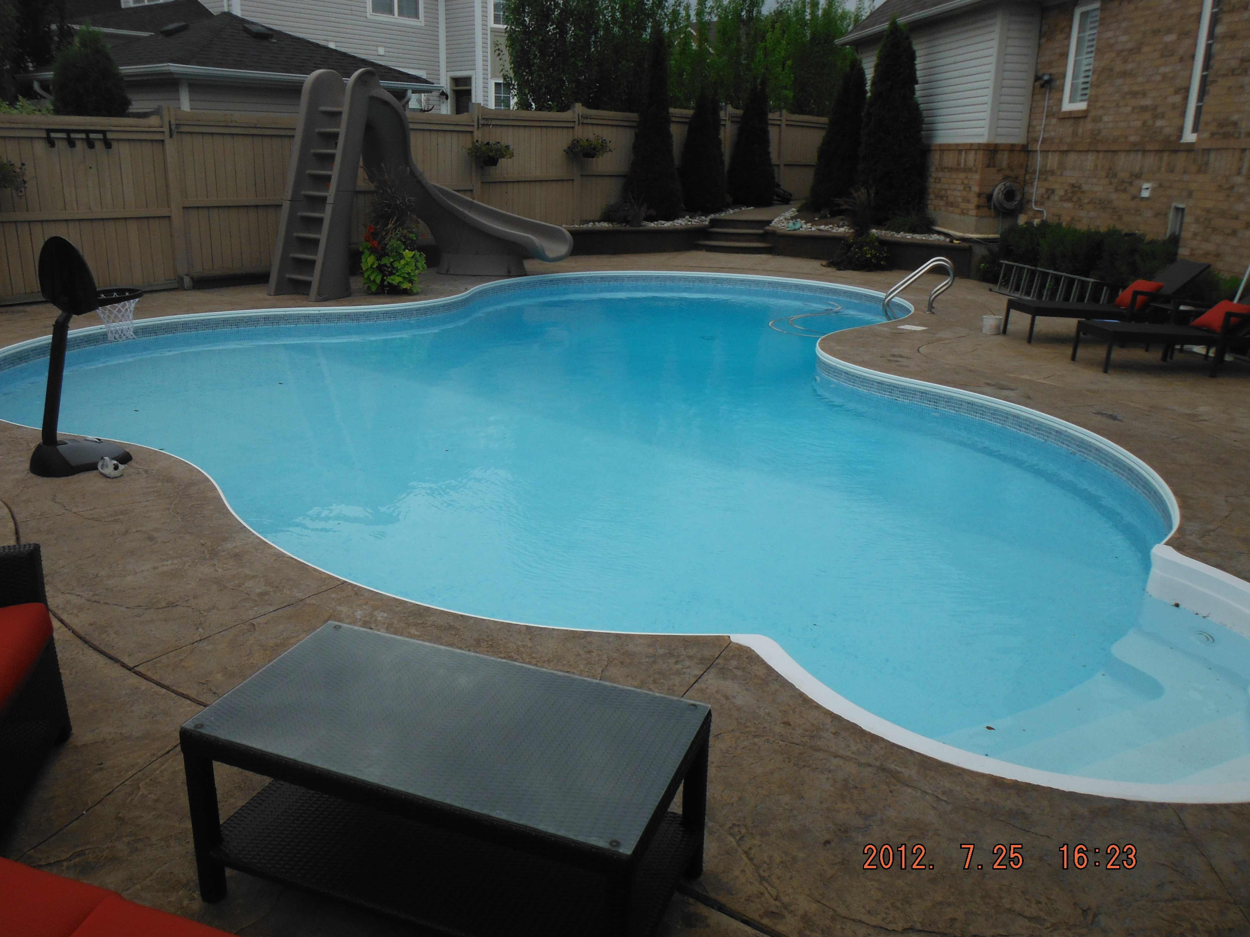 Swimming Pool Renovation : Swimming pool renovation award mirage services